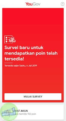 Survey Muncul