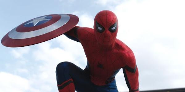 Tom Holland achou que perderia o papel de Homem-Aranha após 'Capitão América: Guerra Civil'
