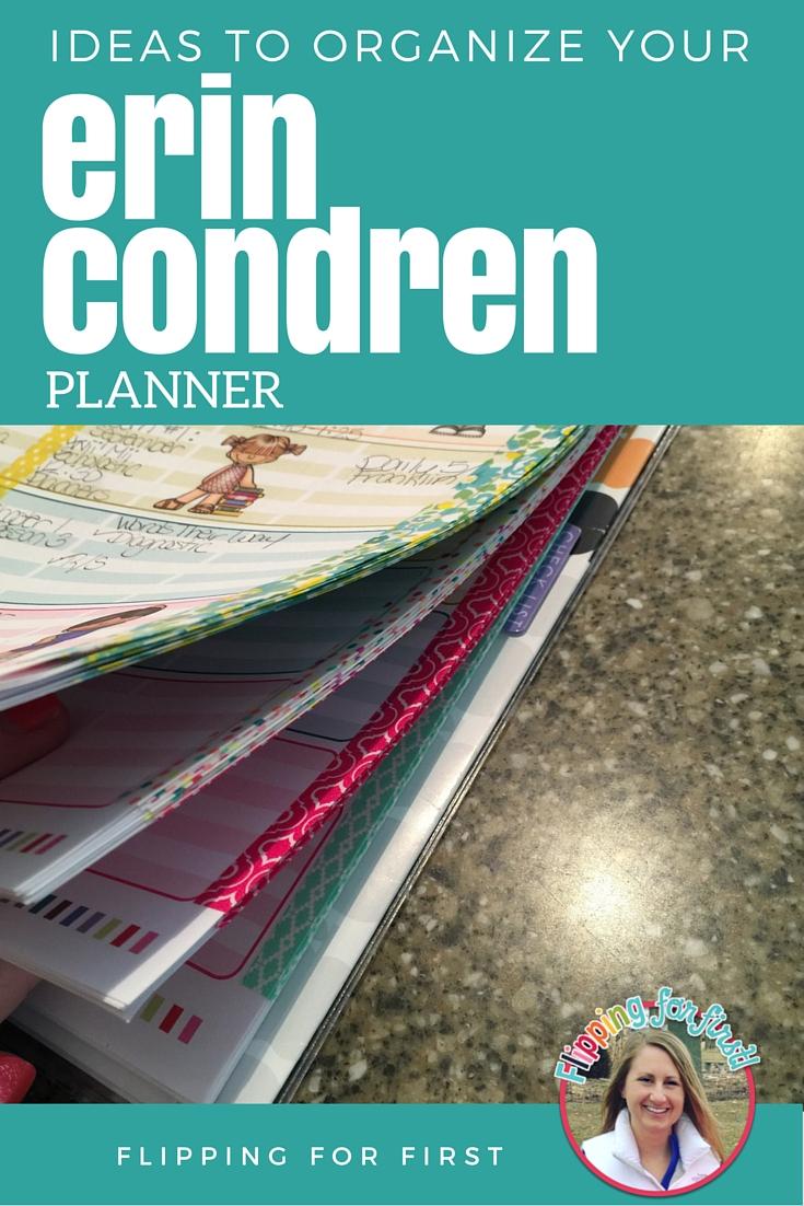 Erin Condren Planner Ideas That Will Make You Happy