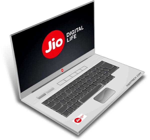 JioBook Laptop Photo
