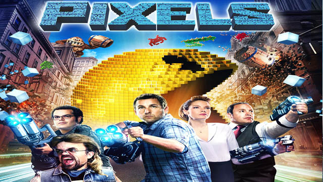 Pixels (2015) Hindi Dubbed Movie 720p BluRay Download