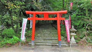 人文研究見聞録:天開稲荷神社 [福岡県]