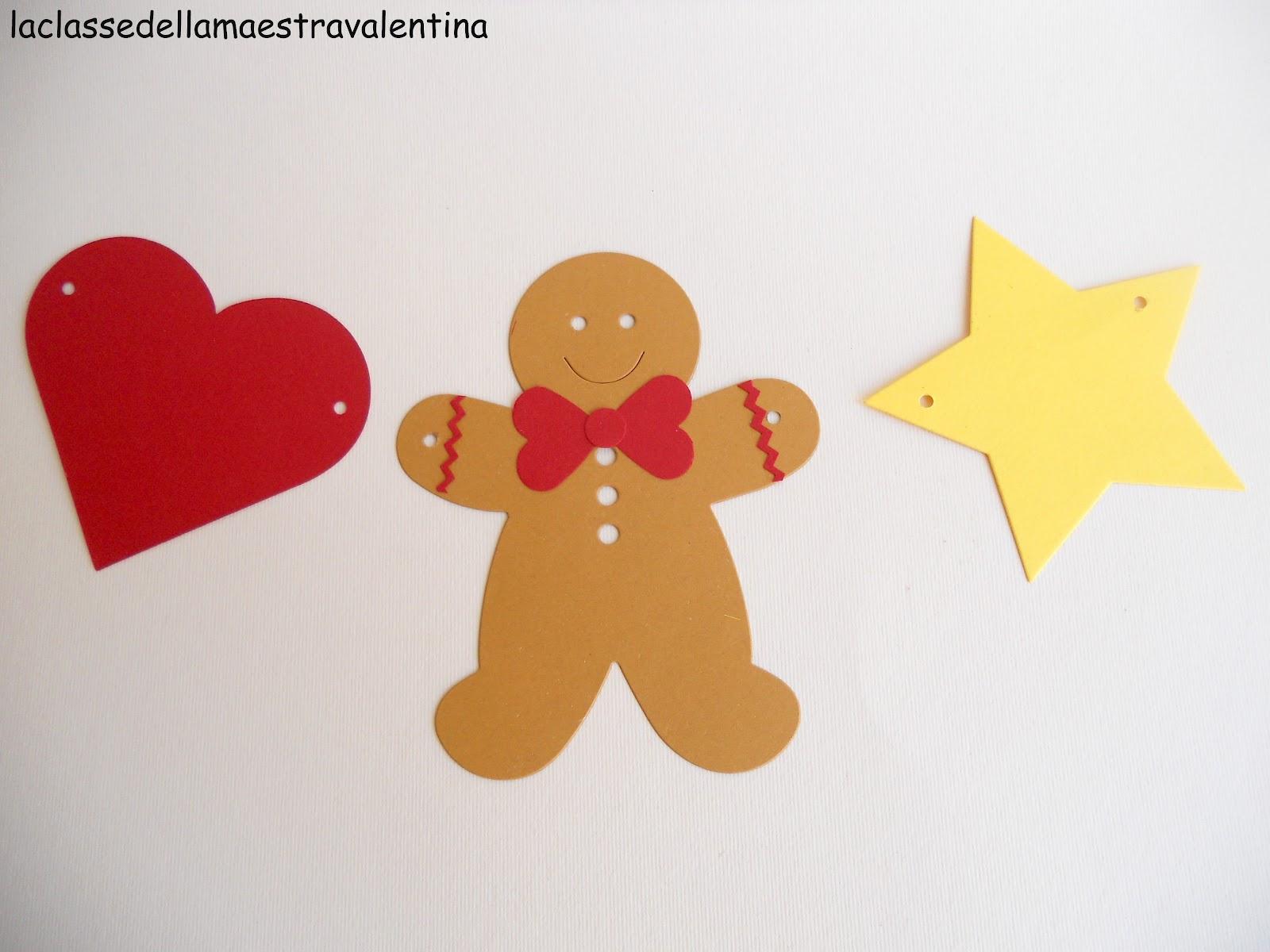 La classe della maestra valentina preparativi natalizi for Addobbi natalizi scuola primaria