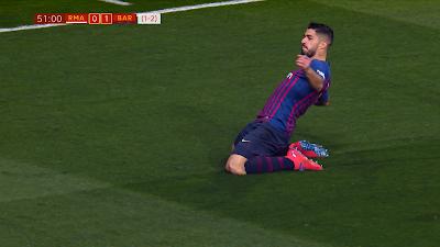 CDR-04 Real Madrid 0 vs 3 Barcelona 27-02-2019