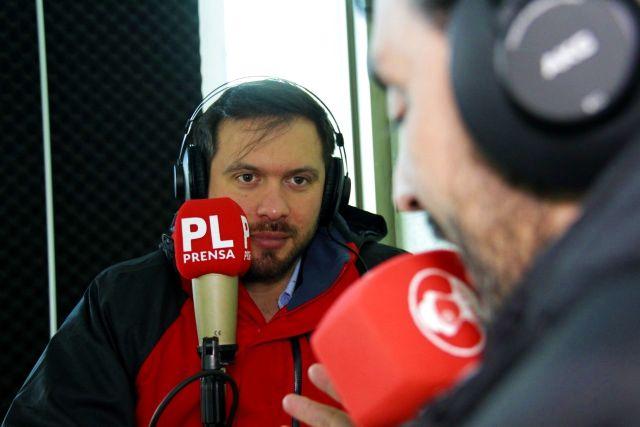 Andrés Santana, Director Sercotec