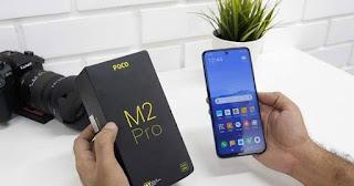 Spesifikasi hardware Poco M2 Pro