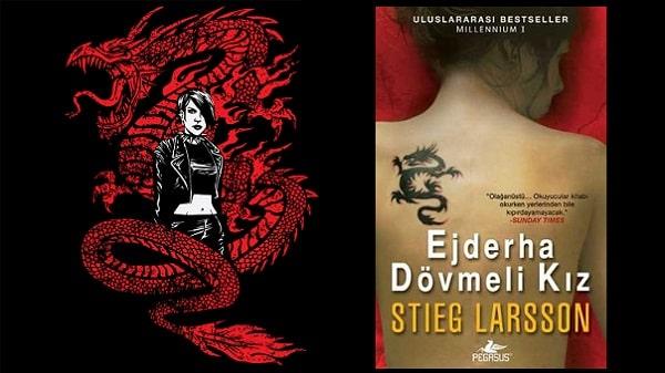 Kitap yorumu: Stieg Larsson - Ejderha Dövmeli Kız (Millennium Serisi 1. Kitap)