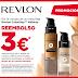 Reembolso de 3€ en productos Revlon ColorStay Makeup