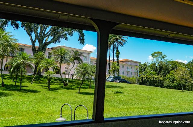 Hotel das Cataratas, Parque Nacional do Iguaçu
