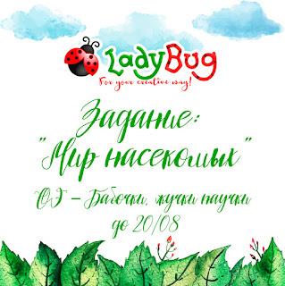 Задание 9 Мир насекомых