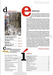 imagen con el texto de Julio Carretero para editorial
