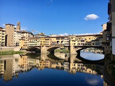 Ponte Vecchio (Firenze, Italia), by Leila Scheide