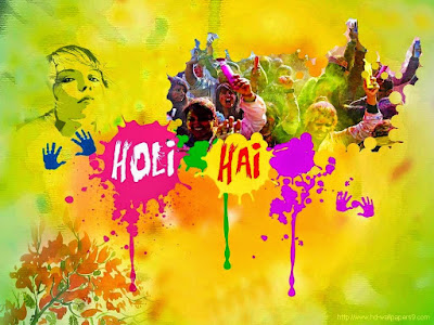 Holi Wallpapers 2017