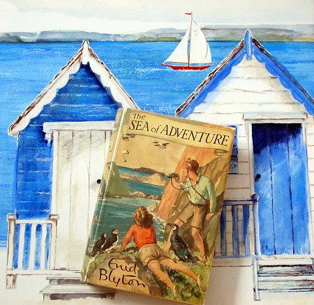 Enid Blyton The Sea of Adventure