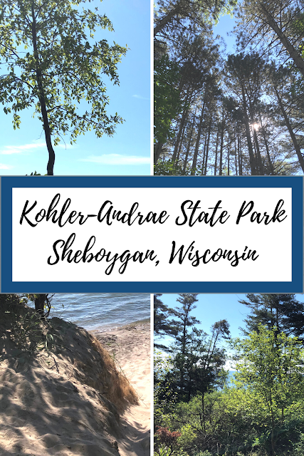 Kohler-Andrae State Park in Sheboygan, Wisconsin: Hiking Where the Forest Meets the Beach