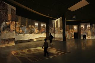 Τρεις μεγάλες εκθέσεις για τη ζωή και το έργο του Λεονάρντο Nτα Βίντσι ενώνονται στην Αθήνα