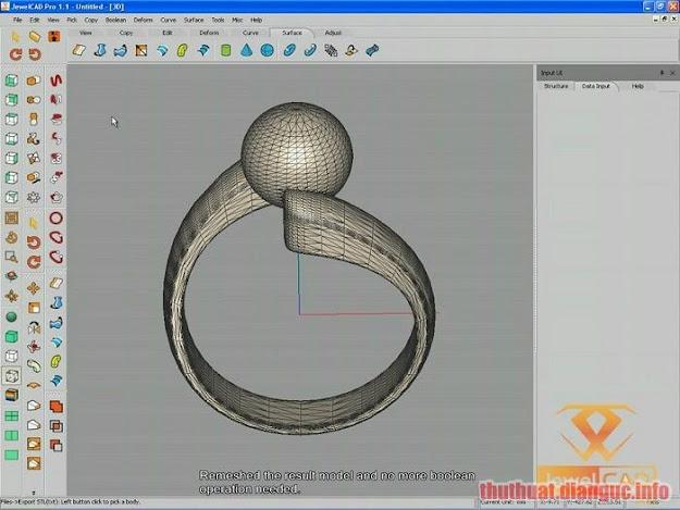 tie-smallDownload JewelCAD Pro 2.2.3 Full Crack