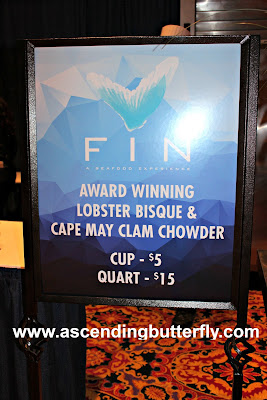 Fin's Award Winning Lobster Bisque and Cape May Clam Chowder