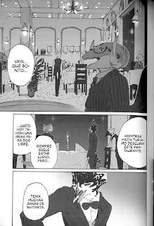 """Manga: Reseña de """"El jefe es una Onee"""" de Nagabe - ECC Comics"""