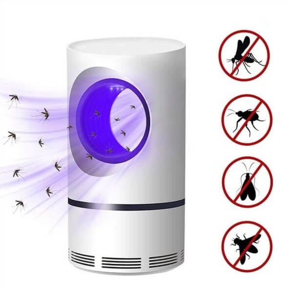 USB UV Anti Fly Mosquito Trap For Home/Office/Camping
