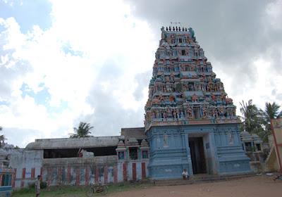 Bhaskareswarar Temple Paruthiapparkoil Orathanadu Thanjavur