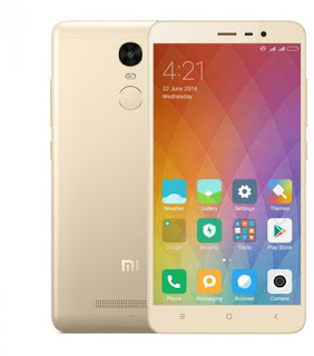 Cara Flash Xiaomi Redmi Note 3 SE