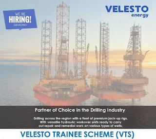 Program Trainee Scheme Valesto Energy
