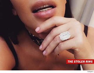 kim kardashian stolen ring