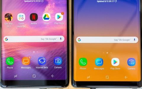 هاتف جديد Galaxy Note10