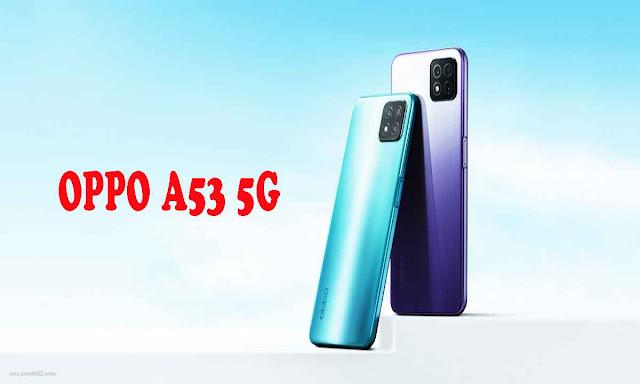 سعر و مواصفات هاتف Oppo A53 5G