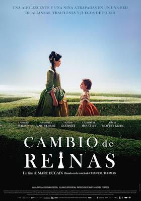 L'échange Des Princesses 2017 Custom HD Dual Spanish 5.1