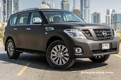 Nissan Teases Made-in-Nigeria Patrol with Zest, Ergonomics for Upscale Market