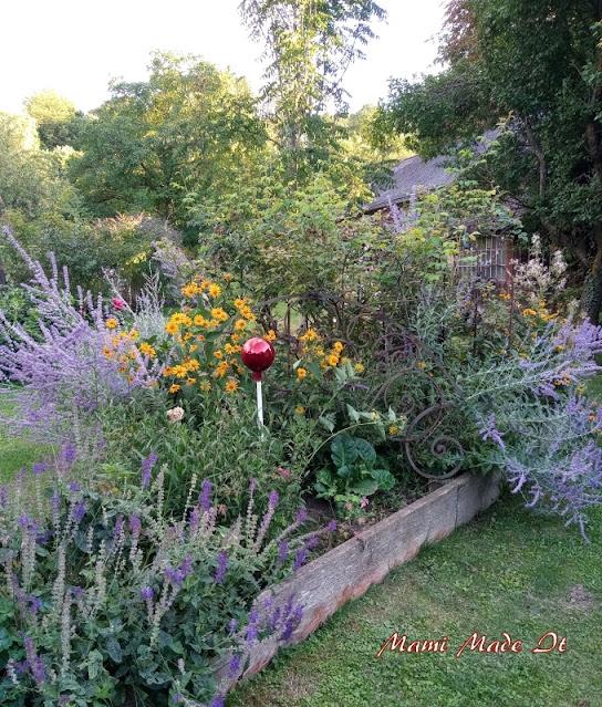 Blumenbeet - Flowerbed