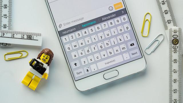 Cara Memperbaiki Keyboard Android yang Error dengan Mudah