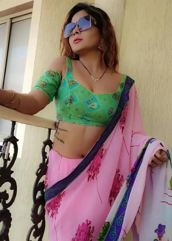 Mahee Kaur - wiki bio, web series, photoshoot, Instagram and tattoos.