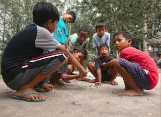 Permainan Tradisional Dari Jawa Tengah Nekeran