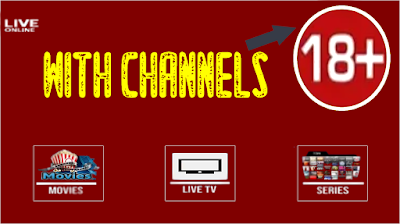 ITS NEW EXCLUSIVE IPTV APK LOTS OF CHANNELS WITH SPORT AND MORE