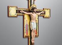 The Tree of Life - Living Vine Crucifix