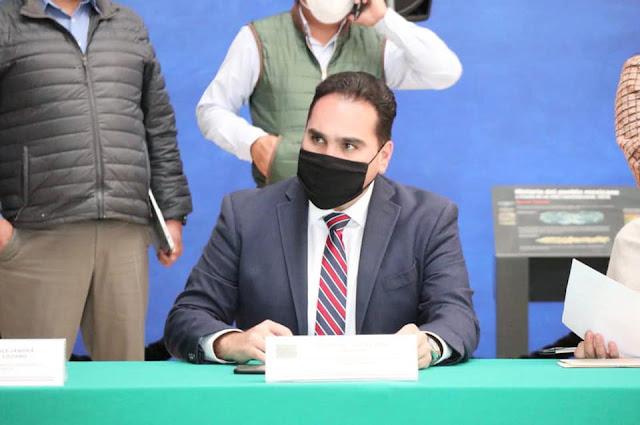 Anticipa diputado federal del PVEM que no apoya la Ley de Hidrocarburos de AMLO