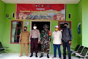 Pantau Posko Kampung Tangguh, TNI-Polri Gandeng Pemerintah Setempat Jaga Kondusifitas