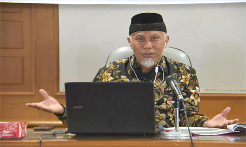 Keberadaan Kampung Sastra Dinilai Sangat Penting Sebagai  Icont Wisata Baru Di Kota Padang