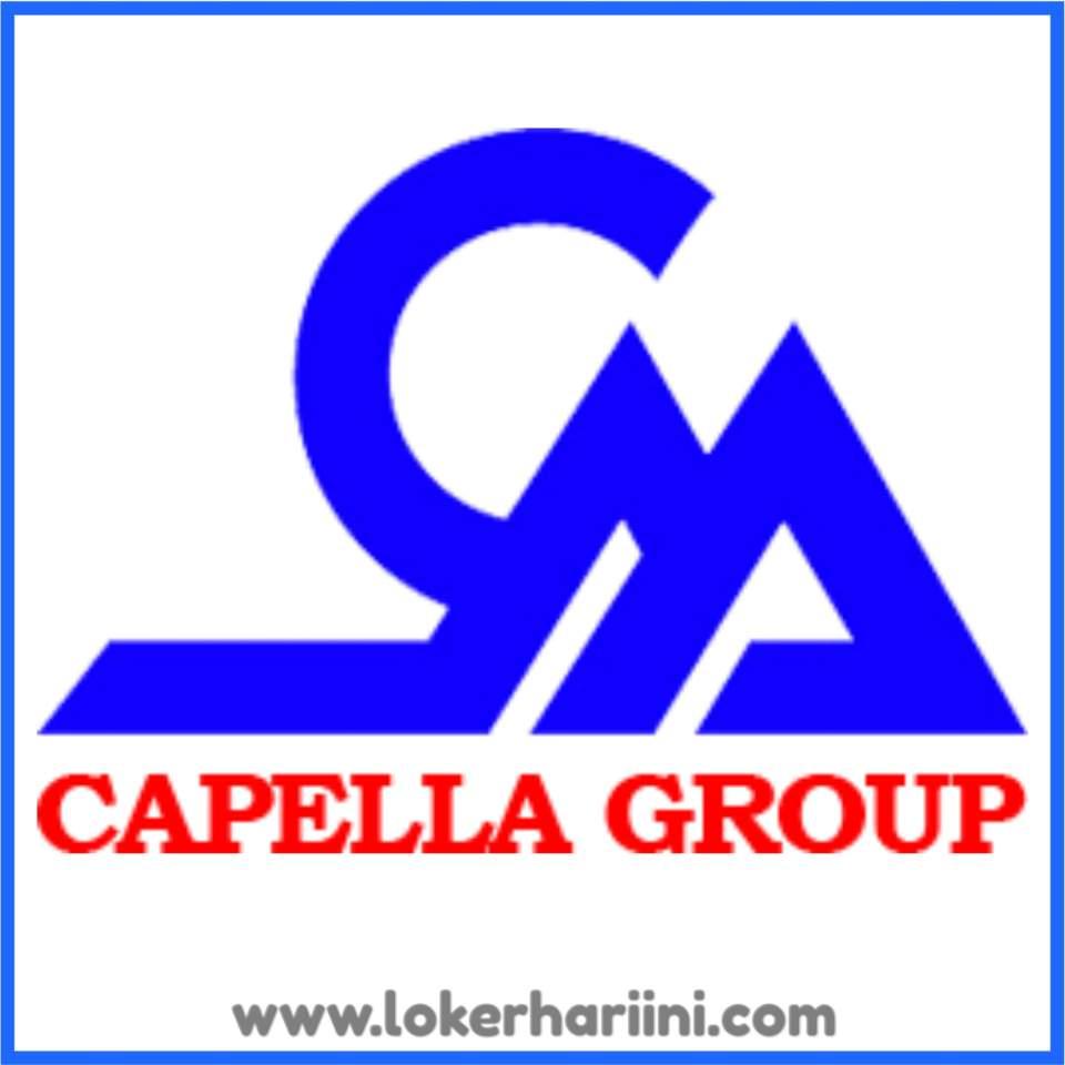 Loker Pt Capella Medan Tamatan Sma Smk D3 S1 Terbaru 2020 Lokerhariini Com