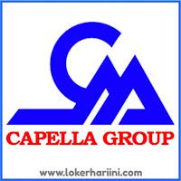 Lowongan Kerja PT Capella Medan Terbaru 2021
