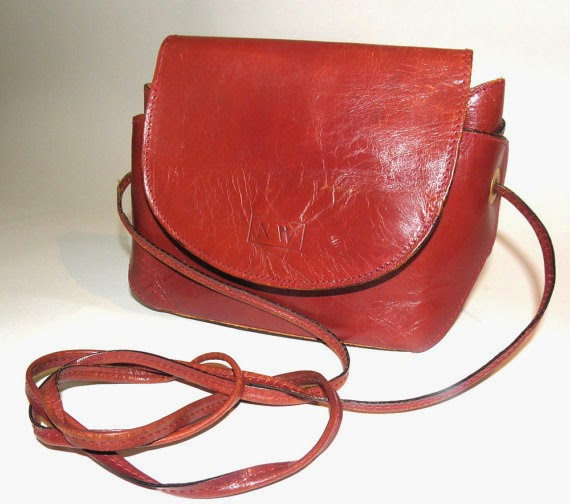 Vintage Nine West Leather Purse