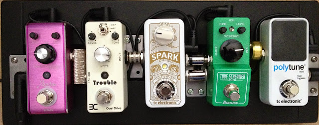 alan 39 s guitar gear pedaltrain nano pedal board with mini pedals. Black Bedroom Furniture Sets. Home Design Ideas