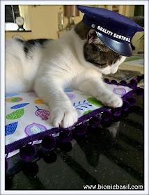 Melvyn Quality Testing on The Pet Parade @BionicBasil® QCO BBHQ