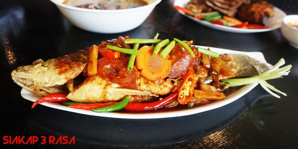 Dapor Terbakor, Dapor Terbakor Kota Damansara, Rawlins Eats, Tempat Makan Best di Kota Damansara, Makanan Sedap di Kota Damansara