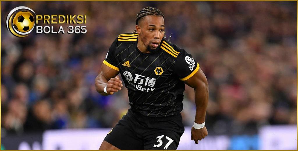 Wolves Pasang Banderol Untuk Adama Traoré
