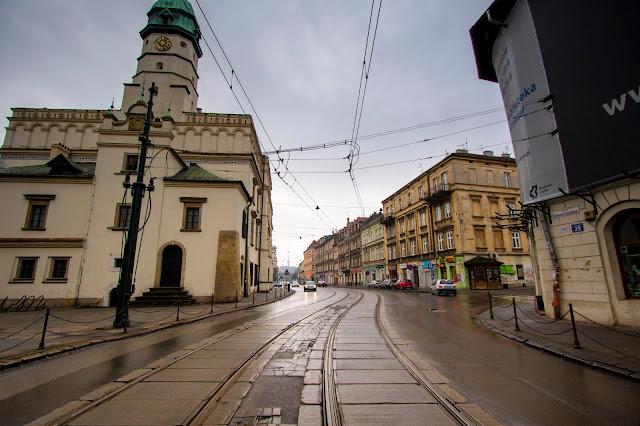 Chiesa del Corpus Domini-Quartiere Kaziemierz-Cracovia