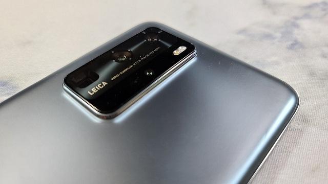 هاتف Huawei P40 Pro يتربع على عرش تصنيف موقع DxOMark